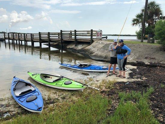 Aardvark's Florida Kayak Company: St. Martin's Marsh Launch