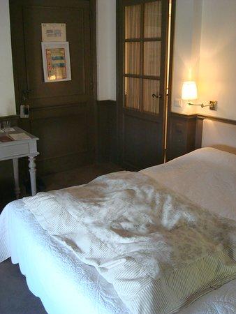 Courban, France: la chambre