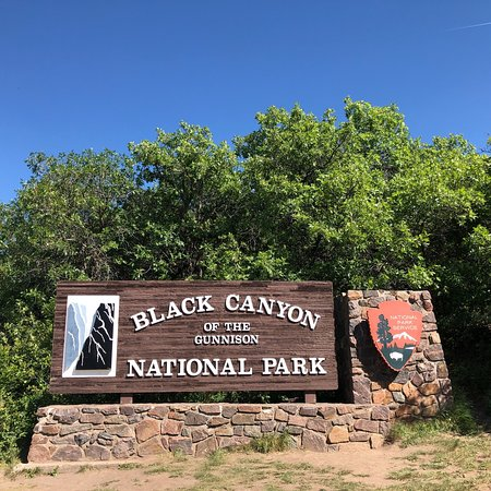Фотография Black Canyon Of The Gunnison National Park