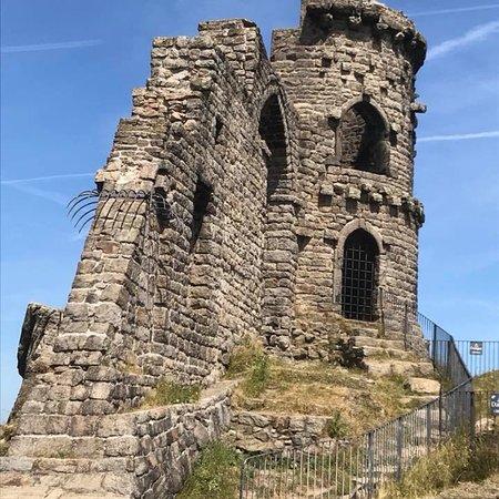 Mow Cop, UK: Mow Cop Castle