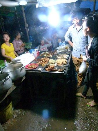Siem Reap Food Tours: night market