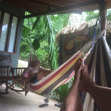 Pachamama Tropical Garden Lodge: Our June 2018 stay.