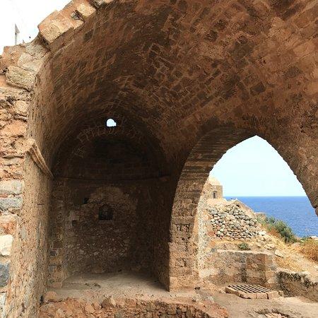 Valokuva: Monemvasia Fortress