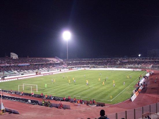 Province of Catania, Italien: Stadio Angelo Massimino