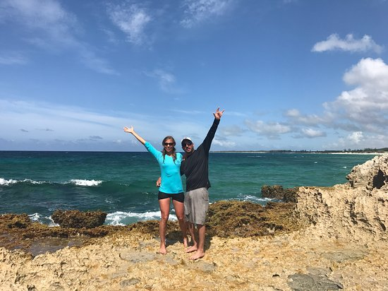Indigenous Tours and Rentals: Couple enjoying their tour
