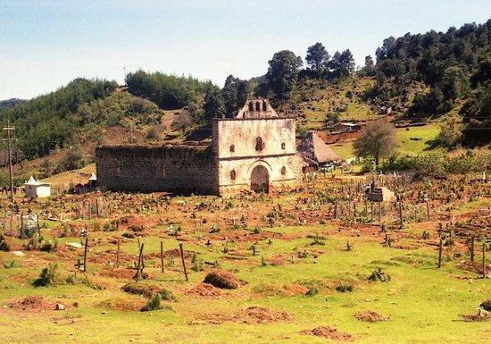 San Juan Chamula, Meksyk:   