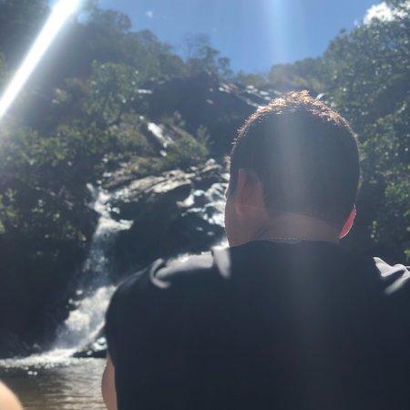 Reserva Vargem Grande: Vale a pena! Estrutura ótima, lugar maravilhoso. Água bem gelada, mas o sol quente equilibra. É