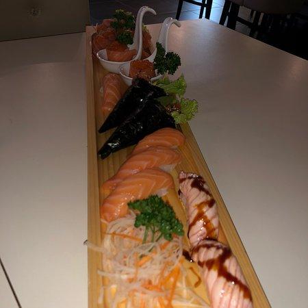 Costabissara, İtalya: Asuka ristorante Giapponese
