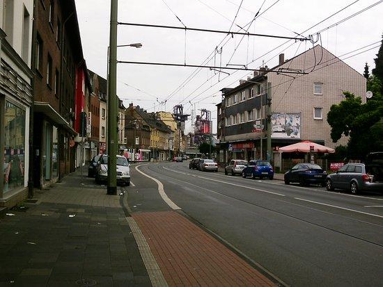 Konig - Brauerei in Duisburg - Beeck.