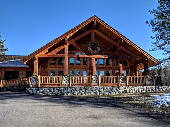 Mountain Springs Lodge Entry