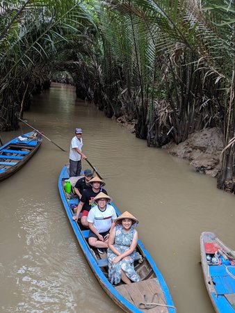 Zdjęcie Cu Chi Tunnels & Mekong Delta Full-Day VIP Tour from Ho Chi Minh city