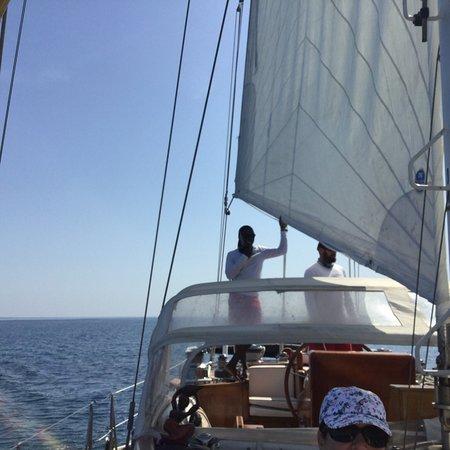 Bilde fra A Luxury Sailing Yacht Experience