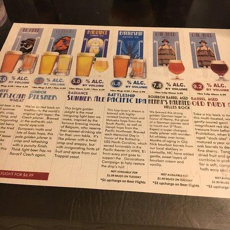 Bilde fra Front Street Brewery