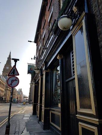 Excelsior Liverpool: Great pub