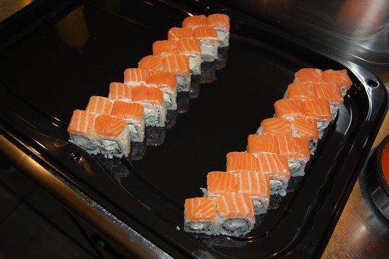 i Love Pizza & Sushi: Sushi