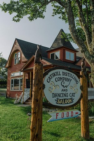 The Dancing Cat Saloon: 1000 Feet from the Iconic Woodstock Festival Site and the Bethel Woods Performing Arts Center