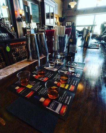 Come for a Tasting and a Tour at the Catskill Distilling Company at the Dancing Cat Saloon