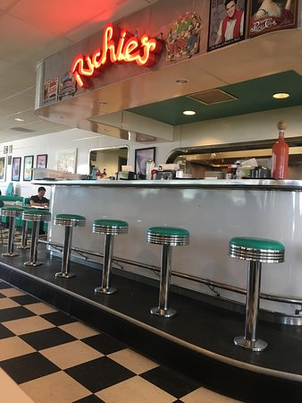 Richie's Real American Diner Photo