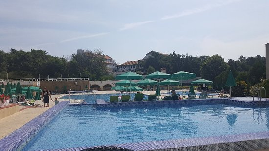 Dyuni, Bulgaria: Pelican hotel pools