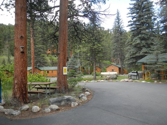 Idlewilde by the River : area around the cabins