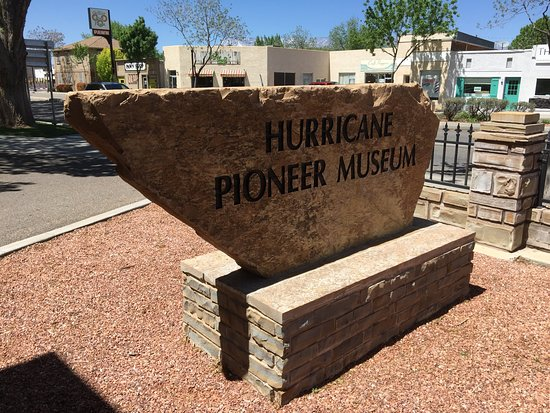 Hurricane Valley Pioneer Museum