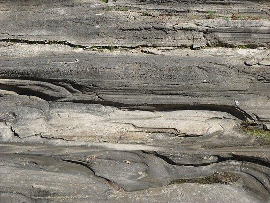 Kelleys Island, OH: Glacial Grooves
