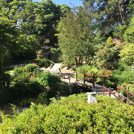 Powerscourt Gardens and House Photo