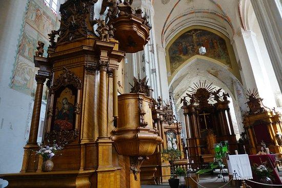 Bernardine Church (Bernardinu Baznycia): Bernardine Church