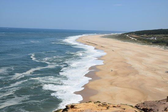 Forte de Sao Miguel: Hier komen de hoge golven
