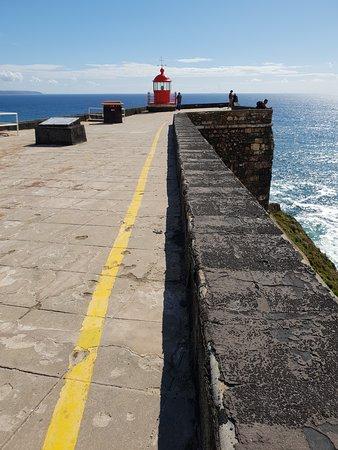 Forte de Sao Miguel: Dak van het fort