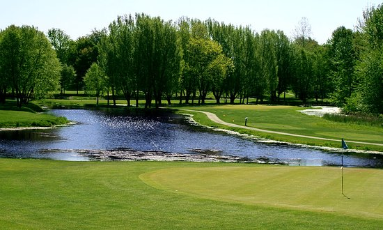 Allegan, MI: Cheshire Hills Golf Club - golf course