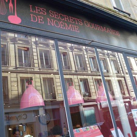 Bilde fra Les Secrets Gourmands de Noemie