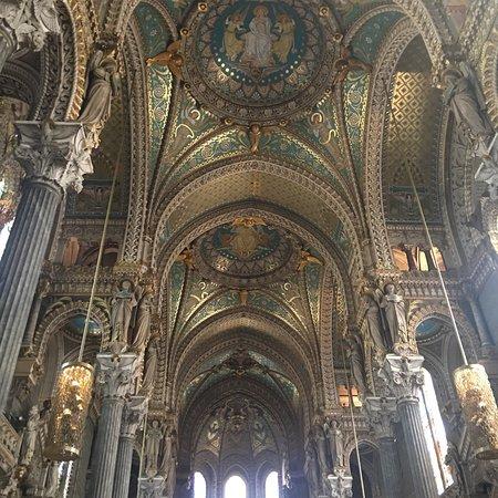 Basilique Notre Dame de Fourviere – fénykép