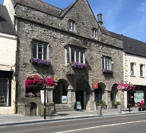 County Wicklow Day Trip fra Dublin: Wicklow Gaol, Avoca og Glendalough: Kilkenny - Rothe House