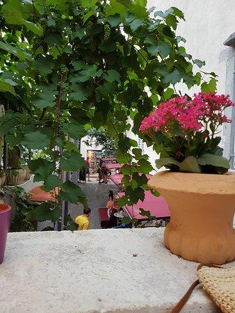 Citta Vecchia: Terrace