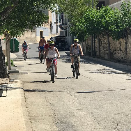 Фотография The Downhill Bike Ride