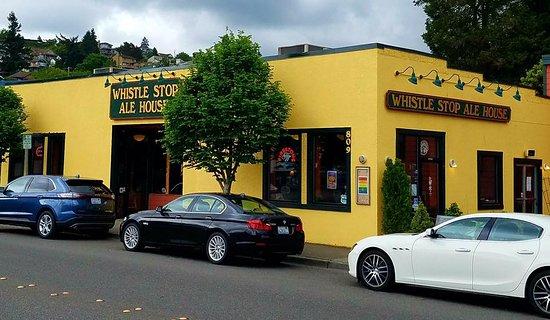 whistle stop ale house renton restaurant reviews photos reservations tripadvisor whistle stop ale house renton