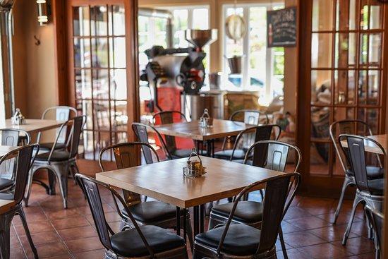 Le Cafe de la Brulerie: Intérieur