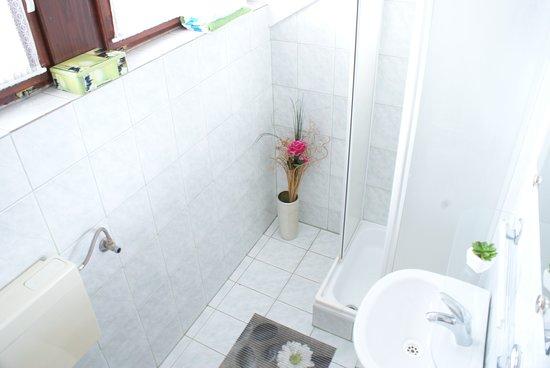 Vinica, Словения: Apartment #1 Bathroom