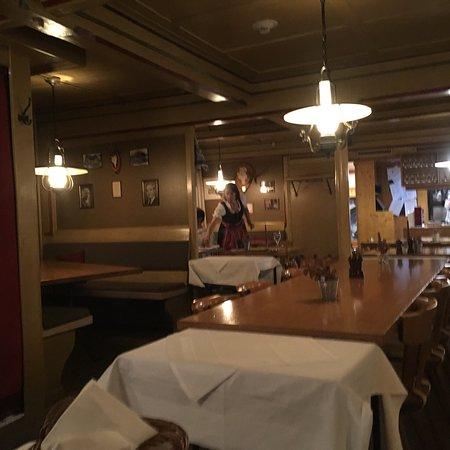 Riggisberg, Switzerland: Restaurant Roessli Hasli