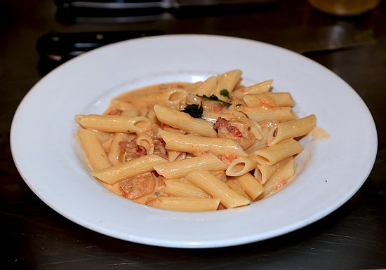 Penne all Vodka - Picture of Aria Cucina, Ormond Beach ...