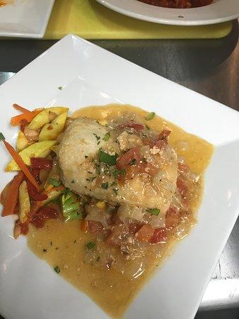Aria Cucina: Chicken All Sofia