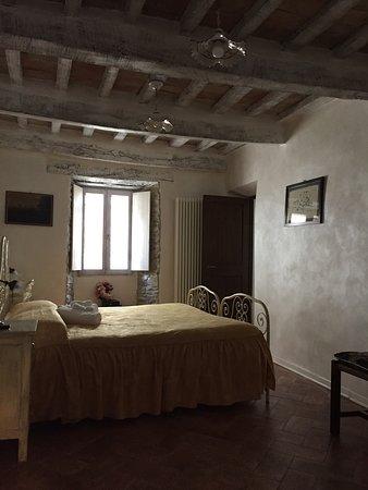 Castello Della Pieve: Camera