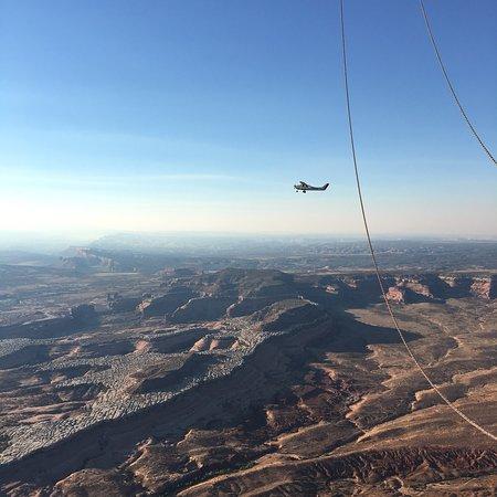 Canyonlands Ballooning – fénykép