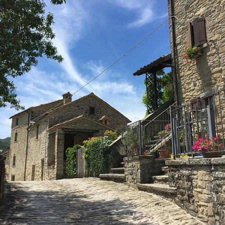 Castello Della Pieve: Vicoli del borgo