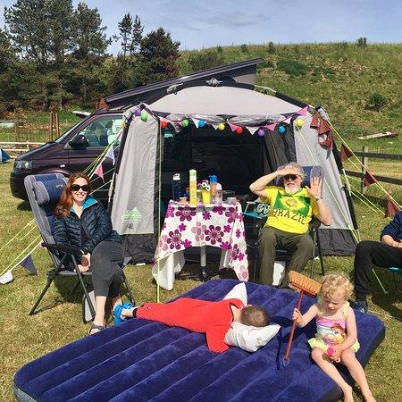 Inverkeilor, UK: Lunan Farms