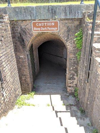 Bilde fra Fort Barrancas