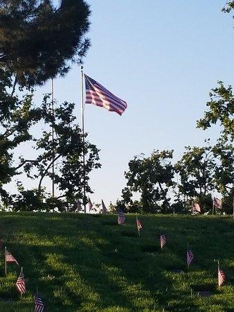Riverside National Cemetery: 20180528_190616_large.jpg