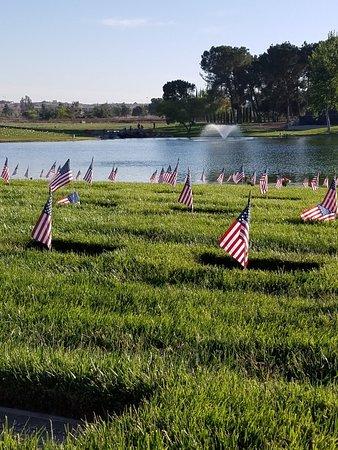 Riverside National Cemetery: 20180528_182947_large.jpg