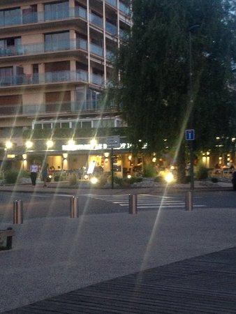 Aix Les Bains Restaurent Bistro Du Port